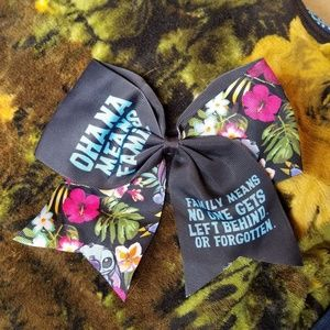 Lilo and Stitch Hair Bow